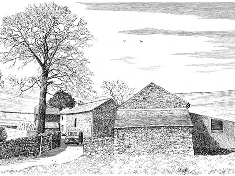 Countrystride #53: THE LOST HISTORY OF HILL FARMING