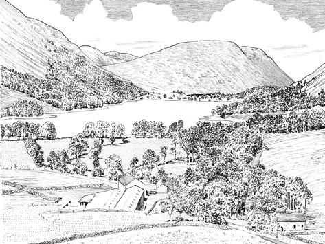 Countrystride #30: BUTTERMERE - Tales from the secret valley