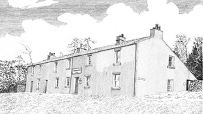 Countrystride #51: SKIDDAW HOUSE - Loneliest house in England