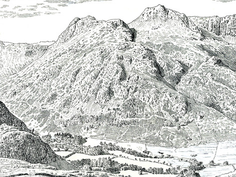 Countrystride #19: PIKE O'STICKLE - 50 years on the fells