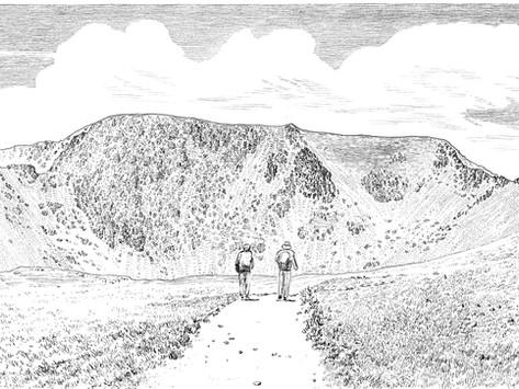 Countrystride #57: HELVELLYN