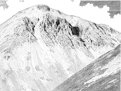Countrystride #21: GREAT GABLE - Remembrance Sunday