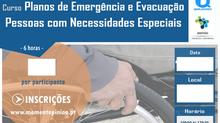 Planos de Emergência para Pessoas...Especiais