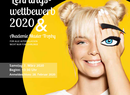 Bewirb dich zum Lehrlingswettbewerb 2020