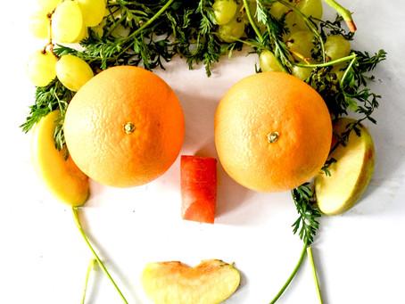 Obst und Gemüse für ein gesundes Leben