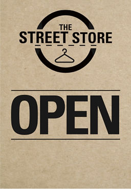 The Street Store Sign