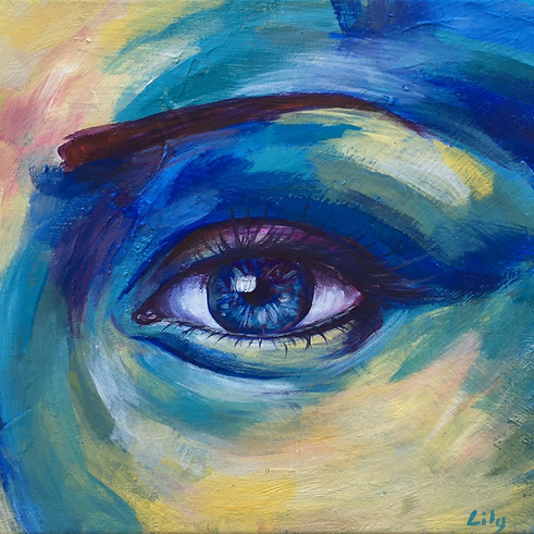 """""""Colours Of The Soul"""" Lily Brannon"""