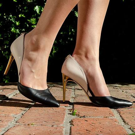 Calvin Klein Heels - outside.jpg