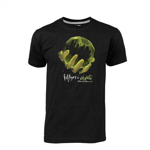 Camiseta Reflejos de absenta