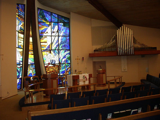 church-of-the-master | Organ