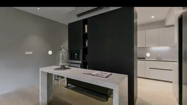 Oberoi Exquire 3 BHK living room.mp4