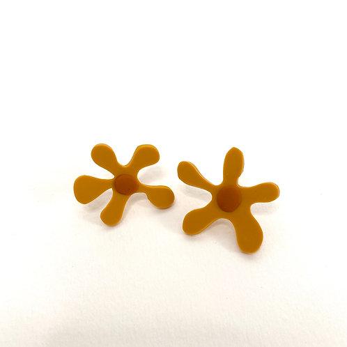 Groovy Flower Earrings
