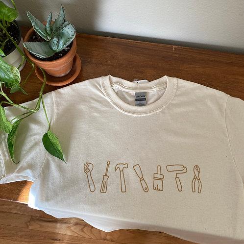 Tools - T-shirt