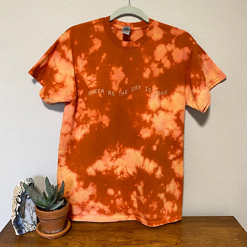 QUEER - T-shirt - bleached