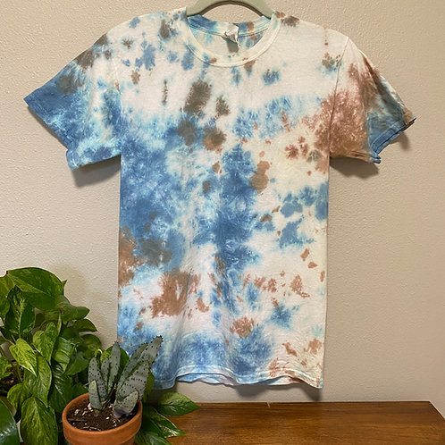 Tie Dye Hanes T-shirt -3