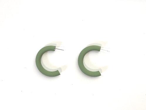 Mini Avocado Earrings