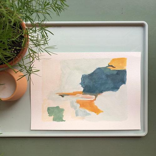 watercolor : conceive
