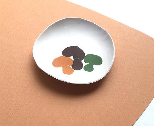 Medium Mushroom Dish