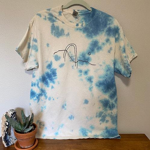 Blue Arches - T-shirt - 2