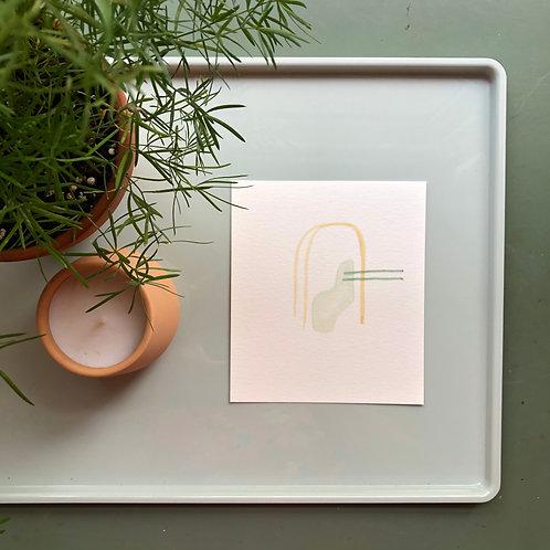 watercolor : parallel