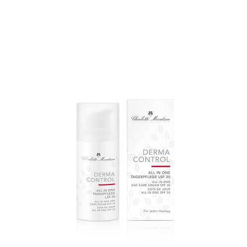 DERMA CONTROL All In One Tagespflege mit LSF 30 / 30ml