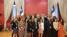 Manutara Ventures se reune con Presidente Piñera