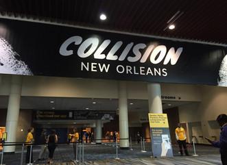 Manutara Ventures en Collision Conference New Orleans