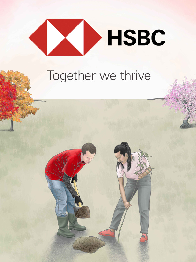 HSBC Together We Thrive