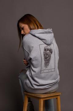 Seldom Clothing Hoodie Product Shot 1