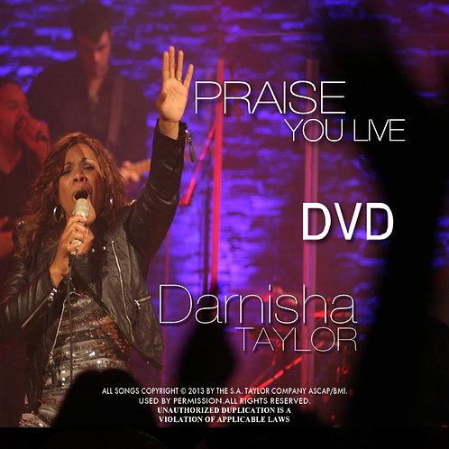 PRAISE YOU LIVE DVD