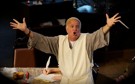 Duffy Roberts as Paul in Chains: Ephesians