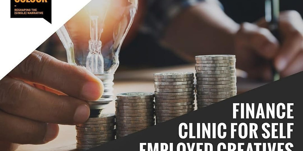 Words of Colour 'Finance Clinic'