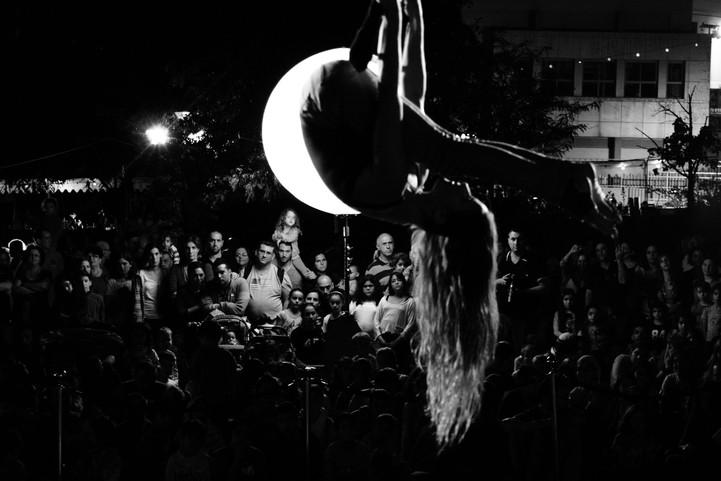 Shai Hanaor - Modiin Circus Festival 2014 #2