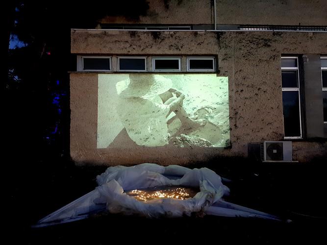 Untouched video & My underwater homes - floor intallation