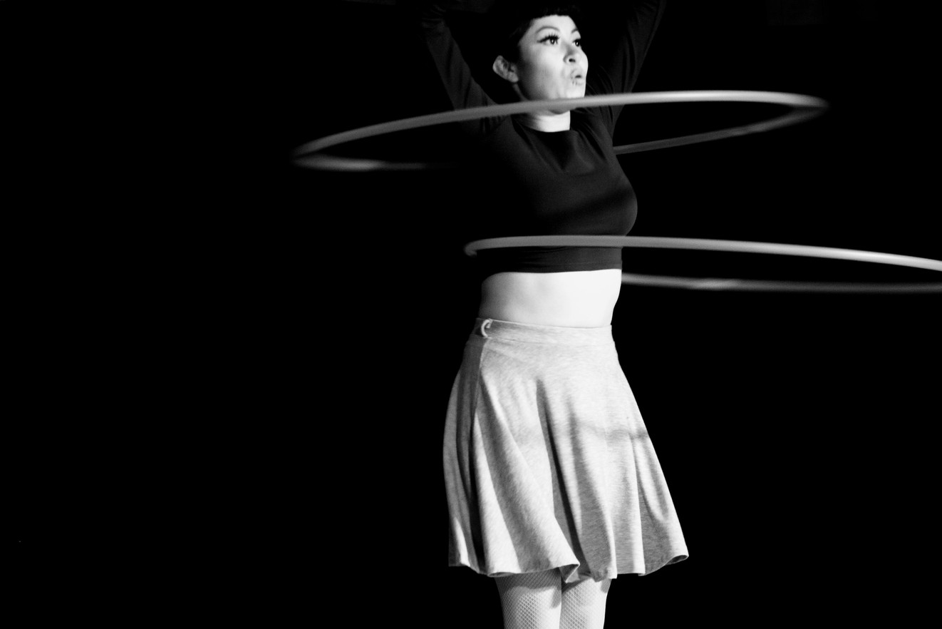 Fernanda Semano #1- Cabaret 2014