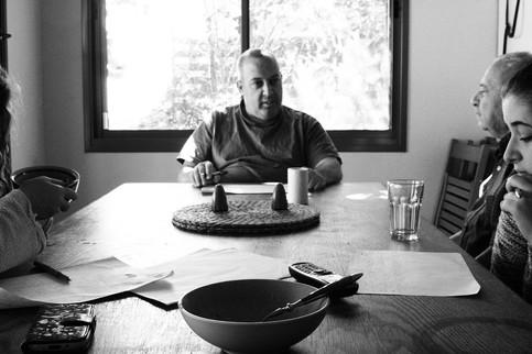 Around the table 54- חי צומח דומם ספטמבר