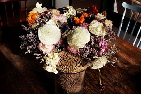 Birthday flowers - 2015
