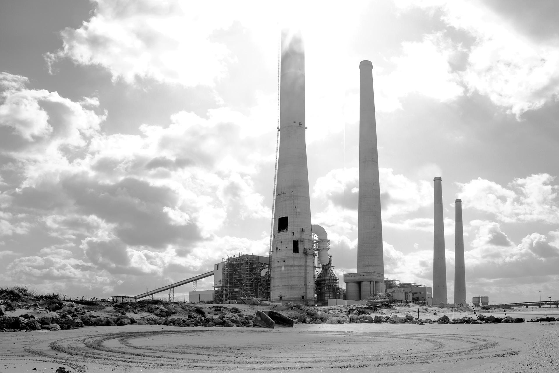 Coal power plant # 1