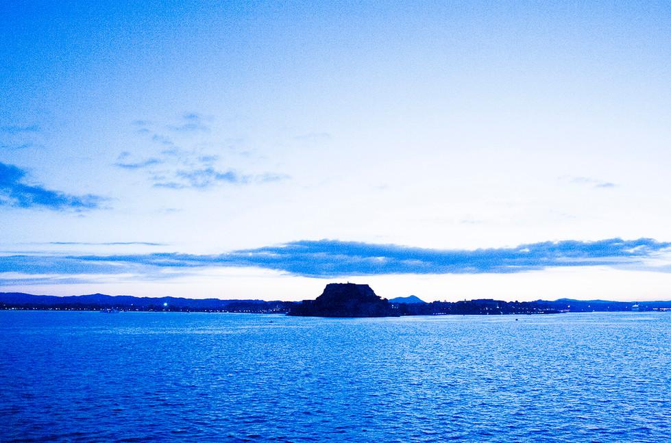 Dream About an Island # 1