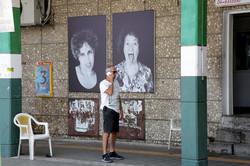 "Tongue Out exhibition - ""Hamerkazit"""