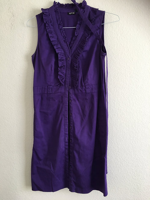 Apt. 9 Purple Dress - Size 10