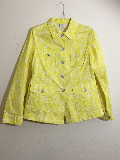 Cabi Yellow Jacket - Size Small