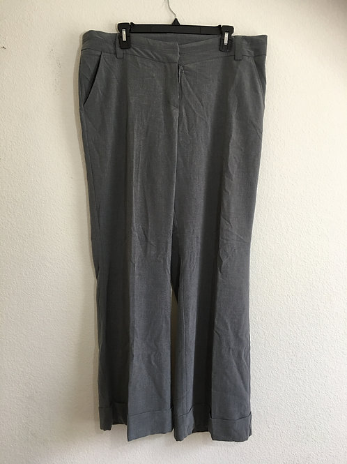 Robert Louis Grey Pants Size 14
