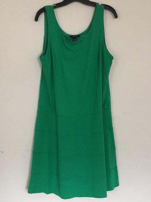Alfani Green Dress - Size Large