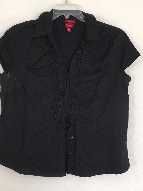 Merona Black Shirt - Size XXL