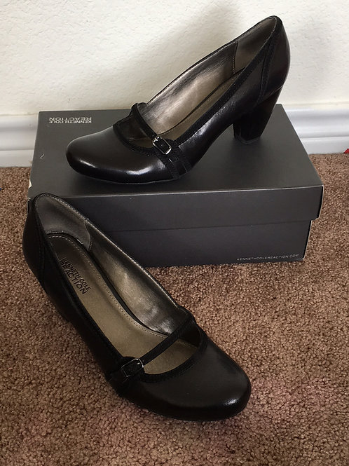 Kenneth Cole Reaction Black Shoes - Size 8.5
