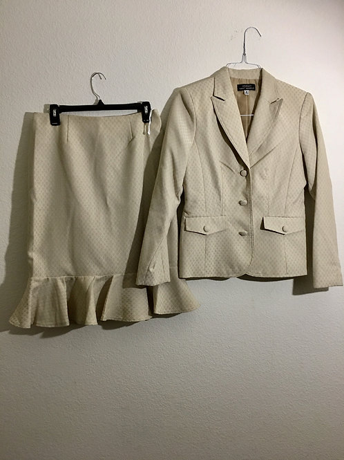 Giorgio Sant' Angelo Suit - Size 8