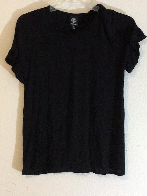 Bobeau Black Shirt - Size Large