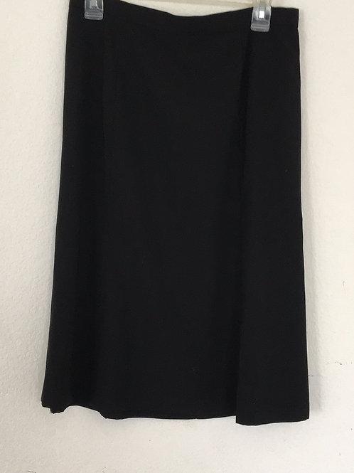 Karin Stevens Black Skirt - Size 14
