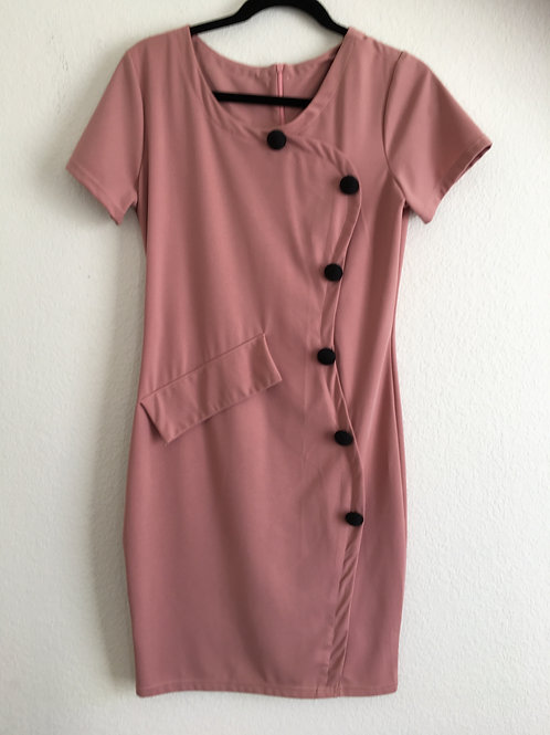 Abody Rose Dress - Size XL